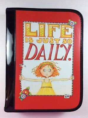 Mary Engelbreit Planner Journal Day Planner Life Is Just So Daily