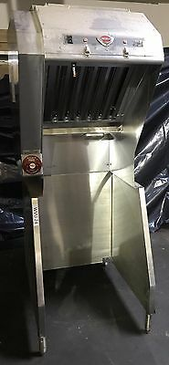 """Wells Mfg. WVU-24 Ventless Hood, 24"""" Cooking Zone, 3 Stage Filtration"""