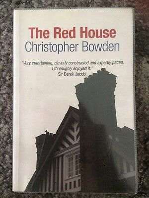 The Red House By Christopher Bowden.Paperback Book