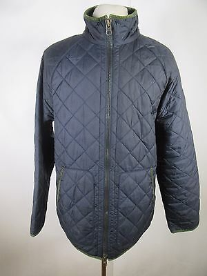 Men's Polo Ralph Lauren Full-Zip Nylon Quilted Jacket Size L A6472