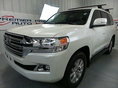 2016 Toyota Land Cruiser  2016 toyota land cruiser