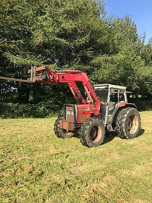 Massey Ferguson 390T With Loader