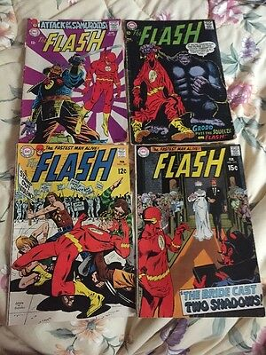DC Comics The Flash #172,#181,#185,#194
