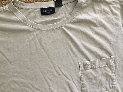 Lot of 3 Men's Shirts 2XL Solid colors Blue, Gray- GAP, Dockers, Basic Equipment