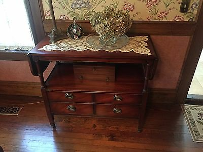 Drexel Antique Buffet Server w/Sideboards