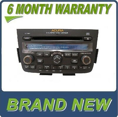 NEW ACURA MDX Radio Disc Changer CD Player Rear - Acura mdx cd player