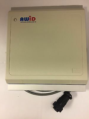 AWiD Applied Wireless ID MPR-2010A RFID UHF Desktop Reader NWOB