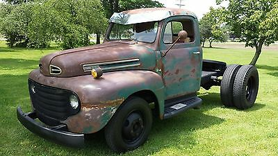 1948 Ford Other Pickups Patina 1948 Ford Truck
