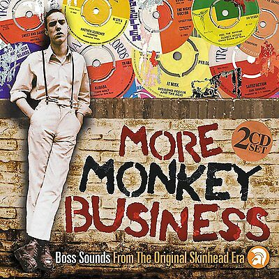 More Monkey Business - New Cd Compilation