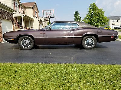 1970 Ford Thunderbird Landau 2 door 1970 Ford Thunderbird Landau 2-door