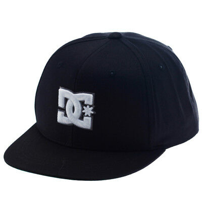 DC Shoes Boys Snappy Cap in Black