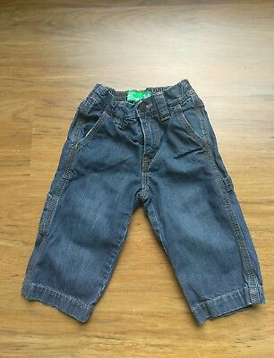 Old Navy Size 12-18M Painter Style Jeans
