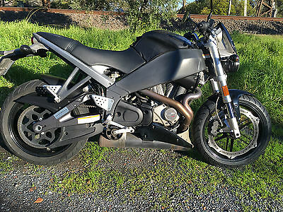 BUELL 2007 XB12Ss LIGHTNING LONG. ONE OWNER, BOOKS, LUGGAGE KIT, VERY ORIGINAL!