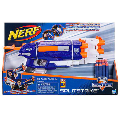 NEW NERF N-Strike Elite Split Strike Age: 8+