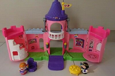 Fisher Price Little People Lil Kingdom Castle
