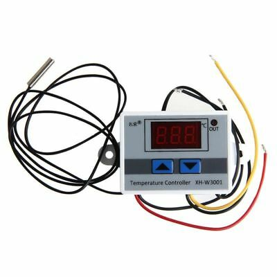 12V 220V 10A Digital LED Temperature Controller Thermostat Control Switch Probe