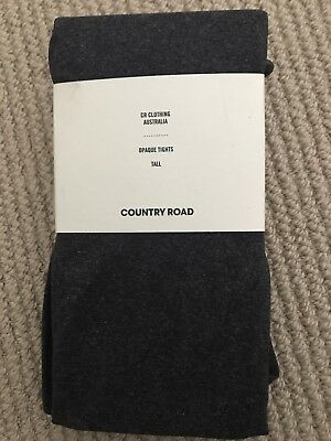 NEW Country Road Opaque Tights
