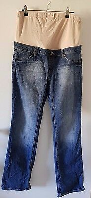 Jeanswest Maternity Jeans Size 12 -  slim bootcut - very comfy!