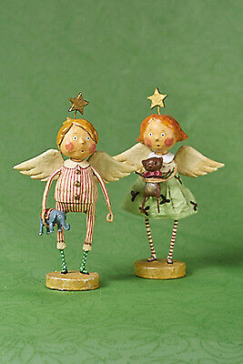 Lori Mitchell™ - Babes in Toyland - Christmas Angel Kids Toys Figurines  - 22842