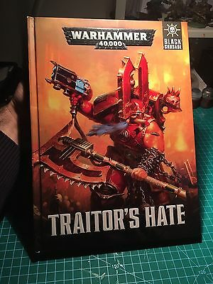 40k Traitors Hate Chaos Codex