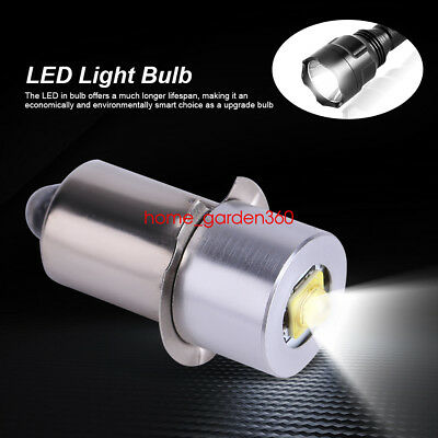 5W P13.5S Led Flashlight Replacement Bulbs Lantern Work Light 6-24V Torches
