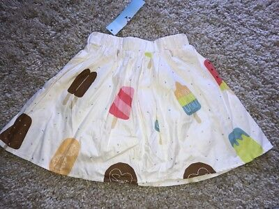 Free Postage! New Girl Ice Pop Skirt Size 4-5