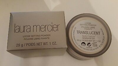 Laura Mercier Translucent Loose Setting Powder Puder Probiergröße 1g