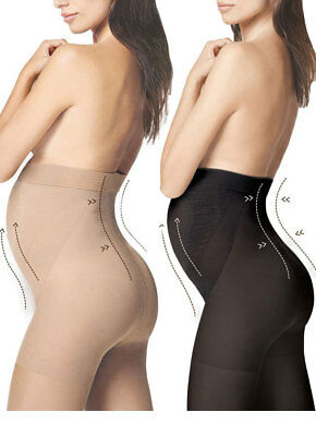 40 Denier Comfortable Semi Opaque Maternity Tights for Pregnancy, Fiore Mama
