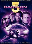Babylon 5: The Complete Fourth Season, Good DVD, Bruce Boxleitner, Claudia Chris
