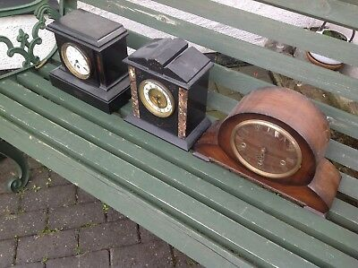 CLOCKS FOR SPARES OR REPAIR, see all pictures..
