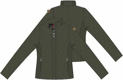 HV Polo Mary Horse Riding Equestrian Outdoor Warm Lightweight Winter Jacket