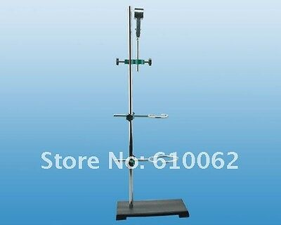 Lab Steel Stand support and Laboratory Lab Clamp Kit