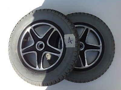 Pride Lx11 Alloy Wheels For Electric Wheelchair