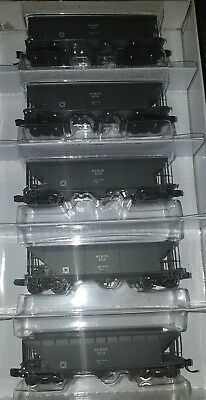 Gopher Models N Scale - NSWGR - BCH Coal Hopper - 5 pack