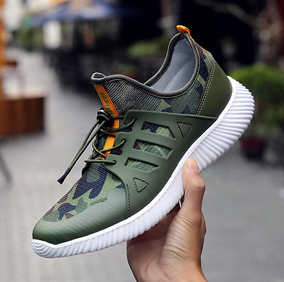 2017 Men's Sneakers Sport shoes Breathable Running Shoes casual