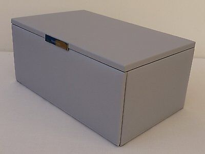 Authentic Pandora large leather jewellery box 3-tier *Limited Edition*