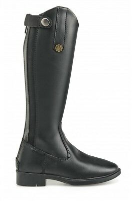 Brogini Modena Piccino Synthetic Long Horse Riding Boots Childs ALL SIZES 10 KID