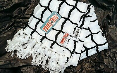 USA Seller - Licensed Fairy Tail Scarf Natsu Cosplay - Brand New with Tags