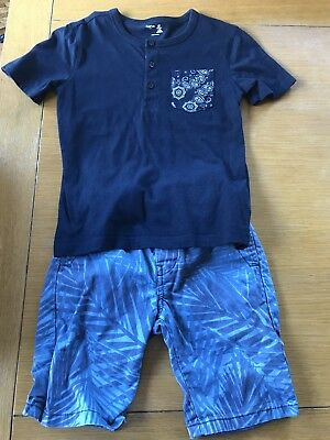 Boys Next Short Outfit Size 7