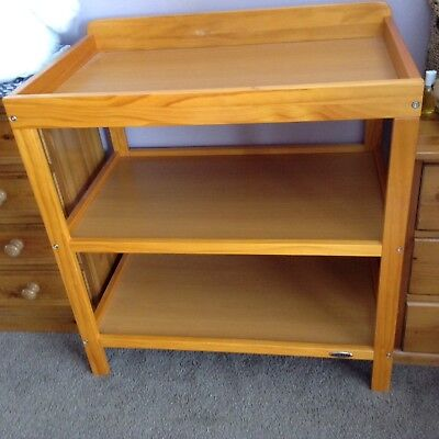 Obaby Baby Changing Table / Unit