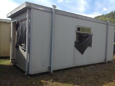 20' X  9' Portable Building Office