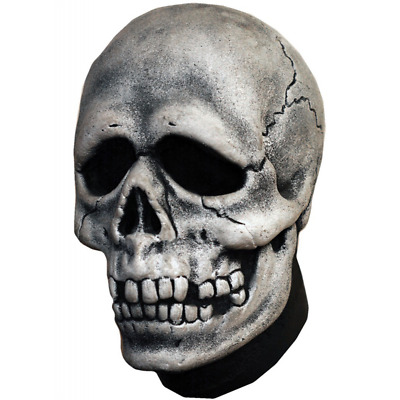 Halloween 3 Season of the Witch Sculpted Skeleton Skull Full Face Mask One Size