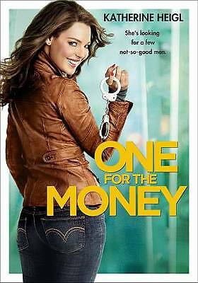 BRAND NEW! FACTORY SEALED! One for the Money (DVD, 2012)
