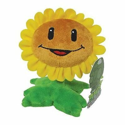 Plants vs Zombies Sunflower Plush New Official Product USA Seller