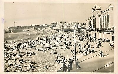 64 Carte Photo Biarritz Plage