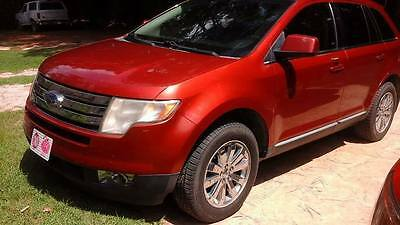 2008 Ford Edge Limited FWD 2008 Ford Edge Limited