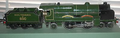 Hornby Series O Gauge Electric Lord Nelson Locomotive And Tender Boxed