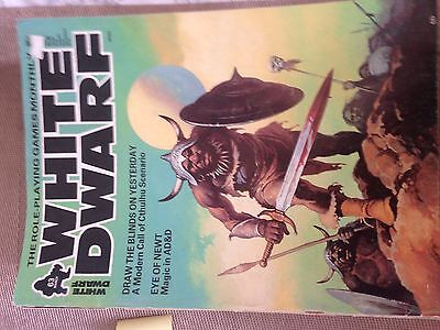 White Dwarf March 63