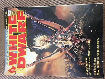 White Dwarf May 77