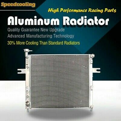 2262 2ROW Aluminum Radiator For Jeep Grand Cherokee L6 4.0 1999-2004